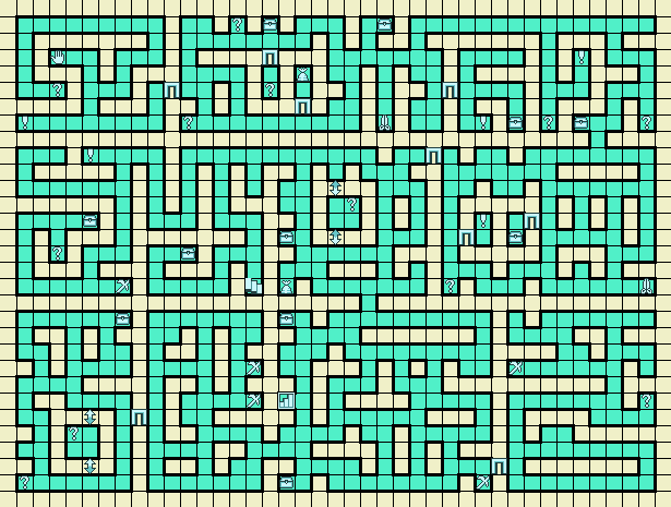 Generated Maze